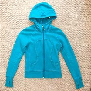 Lululemon Full Zip Scuba Hoodie Women's Size 4